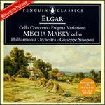 Elgar: Enigma Variations; Cello Concerto