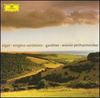 Elgar: Enigma Variations - Wiener Philharmoniker; John Eliot Gardiner (conductor)