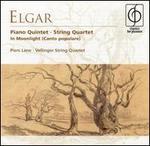 Elgar: Piano Quintet; String Quartet; In Moonlight (Canto popolare)