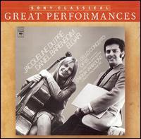 Elgar: Pomp & Circumstance March, Op. 39; Cello Concerto, Op. 85; Enigma Variations - Jacqueline du Pré (cello); Daniel Barenboim (conductor)