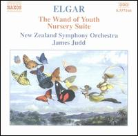 Elgar: The Wand of Youth; Nursery Suite - New Zealand Symphony Orchestra; James Judd (conductor)