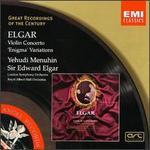 """Elgar: Violin Concerto; """"Enigma"""" Variations"""