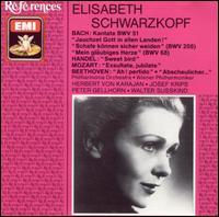 Elisabeth Schwarzkopf - Elisabeth Schwarzkopf (soprano); George Thalben-Ball (organ); Geraint Jones (organ); Harold Jackson (trumpet);...