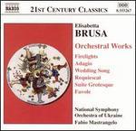 Elisabetta Brusa: Orchestral Works