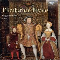Elizabethan Pavans - Oleg Timofeyev (lute)