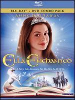 Ella Enchanted [2 Discs] [Blu-ray/DVD]