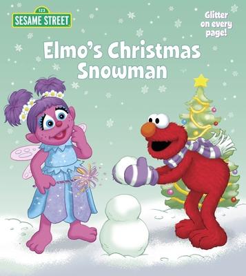 Elmo's Christmas Snowman - Kleinberg, Naomi