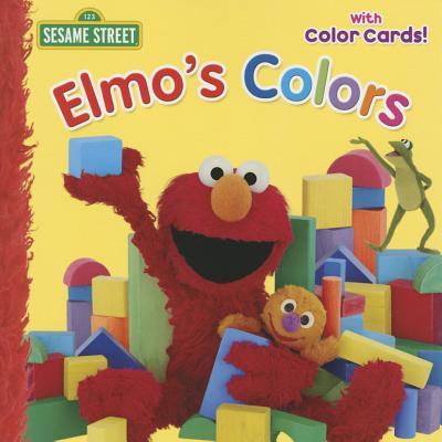Elmo's Colors (Sesame Street) - Kleinberg, Naomi
