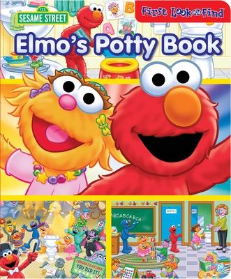 Elmo's Potty Book -