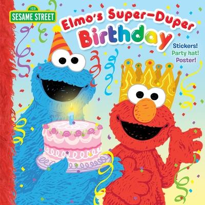 Elmo's Super-Duper Birthday - Kleinberg, Naomi