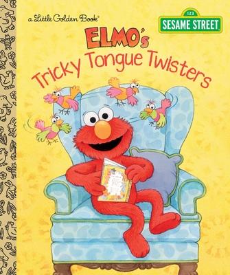 Elmo's Tricky Tongue Twisters (Sesame Street) - Albee, Sarah