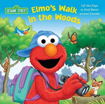 Elmo's Walk in the Woods - Kleinberg, Naomi, and Brannon, Tom (Illustrator)