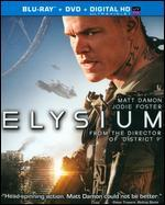 Elysium [2 Discs] [Includes Digital Copy] [Blu-ray]