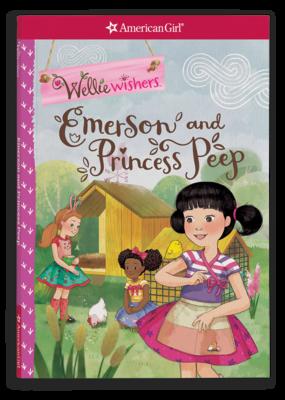 Emerson and Princess Peep - Tripp, Valerie