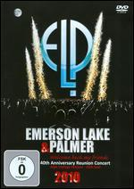 Emerson, Lake & Palmer: 40th Anniversary Reunion Concert - High Voltage Festival, 25th July, 2010