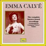 Emma Calv�: The Complete Known Issued Recordings