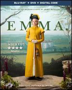 Emma. [Includes Digital Copy] [Blu-ray/DVD] - Autumn deWilde