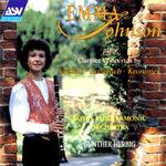 Emma Johnson plays Clarinet Concertos by Bernhard Crusell, Leopold Kozeluch & Franz Krommer