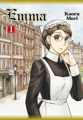 Emma, Vol. 1 - Mori, Kaoru, and Mori, Kaoru