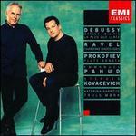 Emmanuel Pahud & Stephen Kovacevich Play Debussy, Prokofiev, Ravel - Emmanuel Pahud (flute); Katarina Karnéus (mezzo-soprano); Stephen Kovacevich (piano); Truls Mørk (cello)
