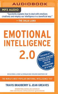 Emotional intelligence 2 0 travis bradberry