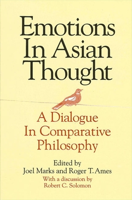 emotion in philosophy in thought comparative Asian dialogue
