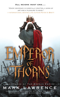 Emperor of Thorns - Lawrence, Mark