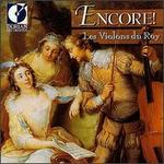 Encore! Les Violons du Roy