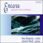 Encore Pieces For Violin & Piano