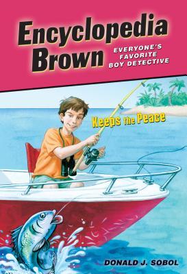Encyclopedia Brown Keeps the Peace - Sobol, Donald J
