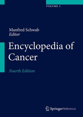 Encyclopedia of Cancer - Schwab, Manfred (Editor)