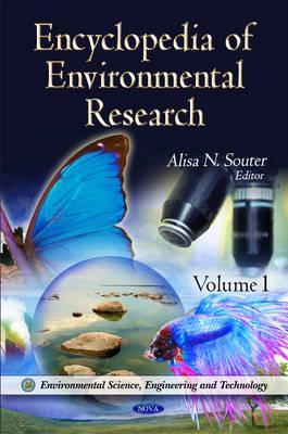 Encyclopedia of Environmental Research - Souter, Alisa N. (Editor)