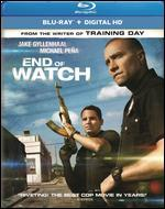 End of Watch [Includes Digital Copy] [UltraViolet] [Blu-ray]