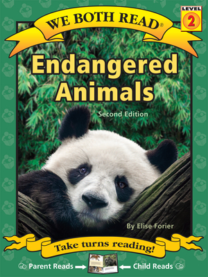Endangered Animals: Level 2 - Forier, Elise