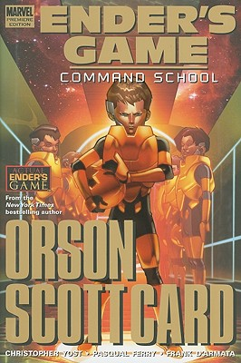 Ender's Game: Command School - Yost, Christopher (Text by)