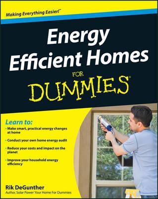 Energy Efficient Homes for Dummies - DeGunther, Rik