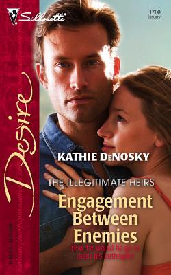 Engagement Between Enemies - DeNosky, Kathie