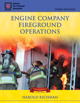 Engine Company Fireground Operations - Richman, Harold