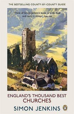 England's Thousand Best Churches - Jenkins, Simon