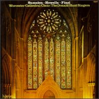 English Cathedral Music - Adrian Partington (organ); Anthony Rolfe Johnson (vocals); Christopher Wright (vocals); Donald Hunt (organ);...