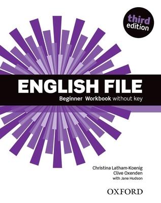 English File: Beginner: Workbook Without Key -