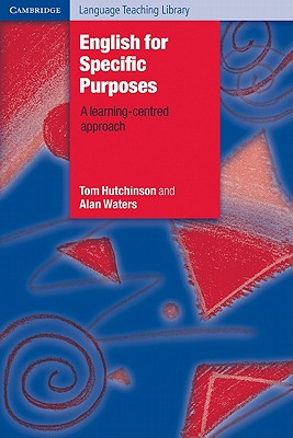 English for Specific Purposes - Hutchinson, Tom