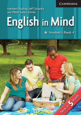 English in Mind 4 - Puchta, Herbert, and Stranks, Jeff, and Lewis-Jones, Peter