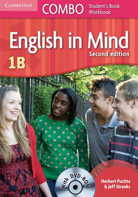 English in Mind Level 1B Combo B with DVD-ROM - Puchta, Herbert, and Stranks, Jeff