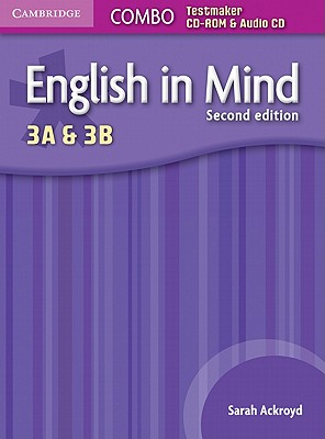 English in Mind Levels 3A and 3B Combo Testmaker CD-ROM and Audio CD - Ackroyd, Sarah