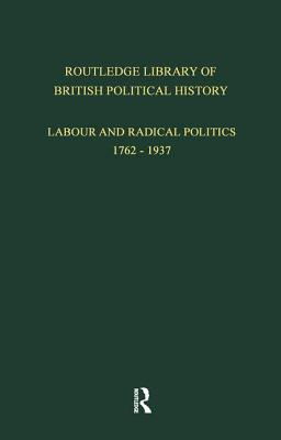 English Radicalism 1832-1852 - Maccoby, S