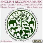 English Recorder Music - Royal Ballet Sinfonia