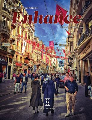 Enhance: Global Edition 2017 - Ahrens, Tonya