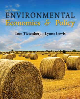 introduction to environmental economics Resource economics 262 1 lecture 1 what is environmental economics economics is concerned with decision making by agents, which include consumers, firms, government agencies, and non-profit organizations like.