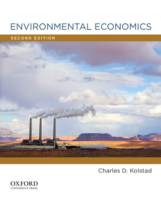 Environmental Economics - Kolstad, Charles D